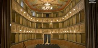 Il Teatro Mercantini di Ripatransone, foto da ufficio stampa