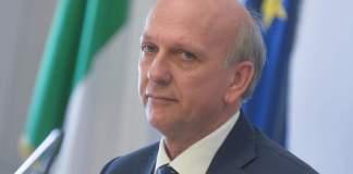 Il ministro Marco Bussetti