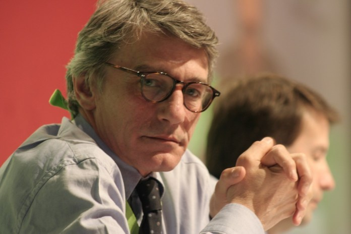 David Sassoli, foto da Wikipedia
