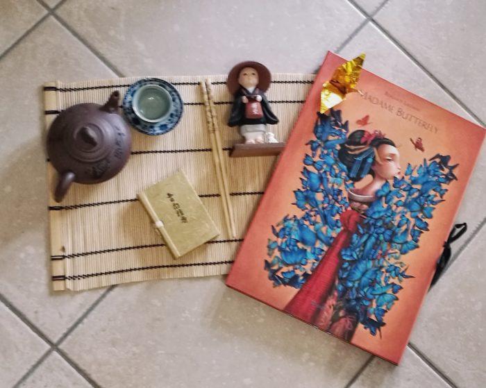 Madame Butterfly di Benjamin Lacombe. Viaggio nella cultura Giapponese