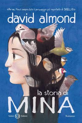 La storia di Mina di David Almond