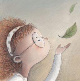 La bambina che dipingeva le foglie – video recensione e attività