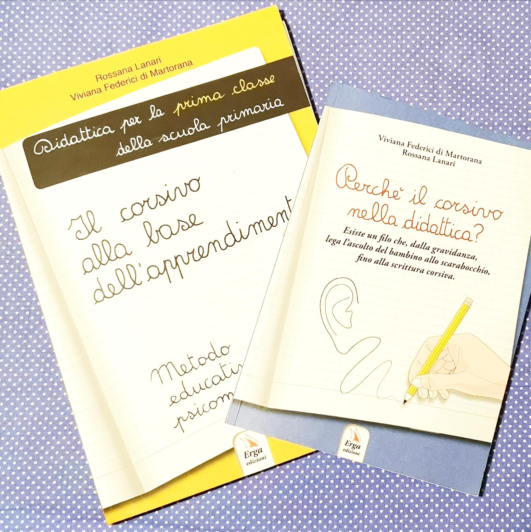 Metodo educativo psicomotorio : imparare a scrivere in corsivo