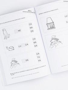 leggere e scrivere con il metodo sillabico