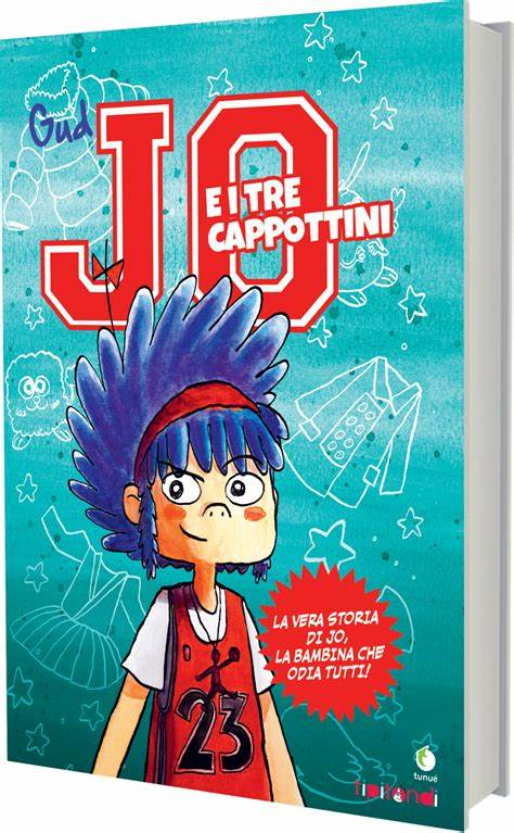 Jo e i tre cappottini di Gud – Graphic novel