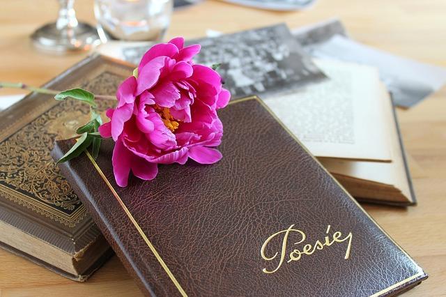 il piacere di leggere poesie