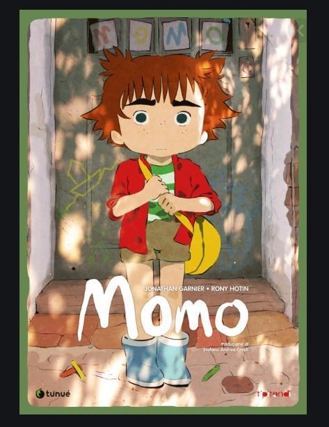Momo – Un romanzo di formazione a fumetti