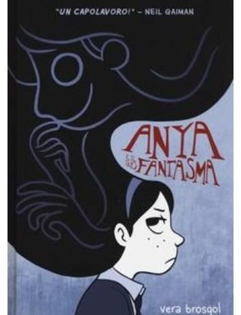 anya e il suo fantasma copertina