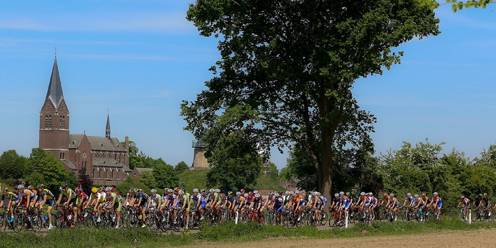 A.S.C. Olympia - Zeven teams geven doelstelling Olympia's Tour vorm