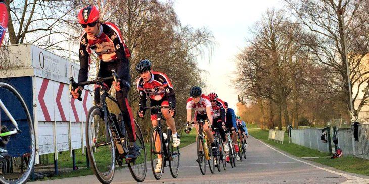 ASC Olympia: Nieuwelingen en Junioren in Amsterdam
