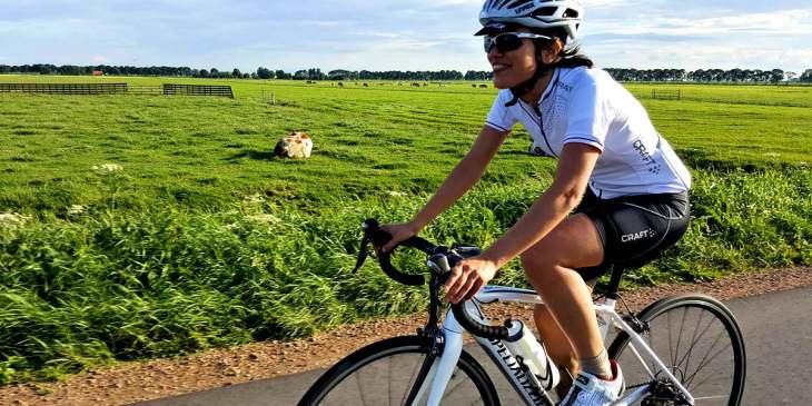 ASC Olympia - Tien regels voor het fietsen in een groep