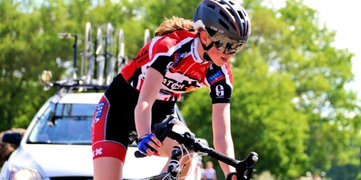 ASC Olympia - Jeugdwielrennen - zeker ook voor meiden!