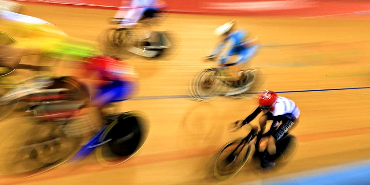 A.S.C. Olympia - Nieuwe serie baanwedstrijden in het Velodrome