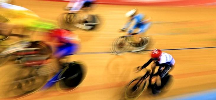 Nieuwe serie baanwedstrijden in het Velodrome
