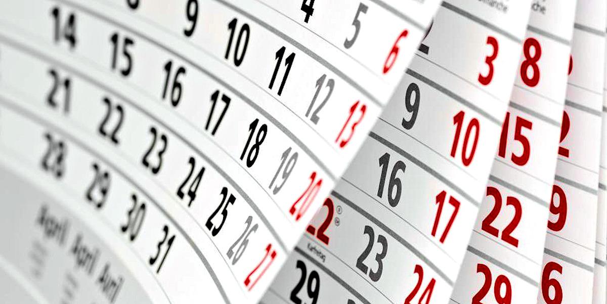 ASC Olympia - Kalender: Wedstrijden, Trainingen & Evenementen