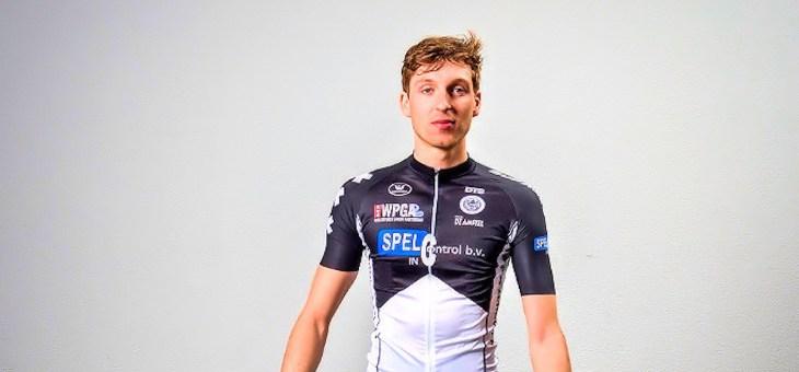Olympiaan Joep Steinbusch wint in de Carpathian Couriers Race