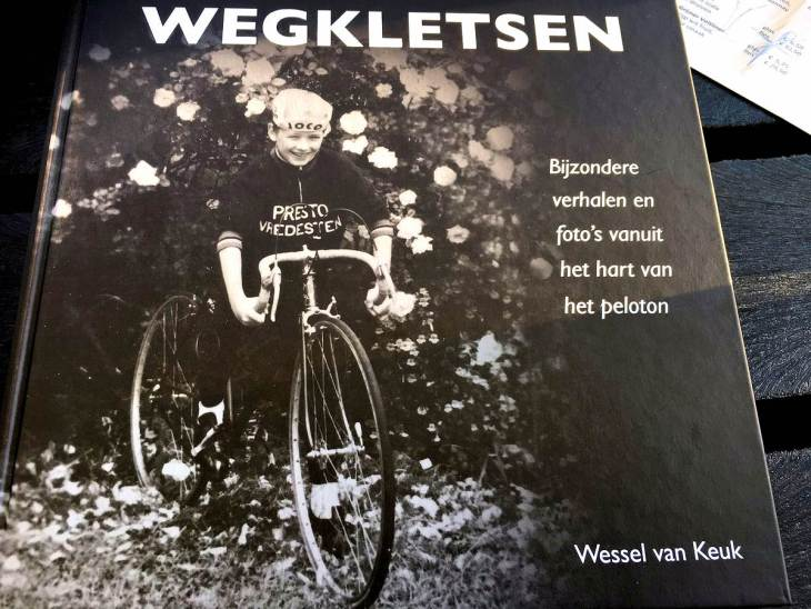 ASC Olympia - 'Wegkletsen' met Wessel van Keuk