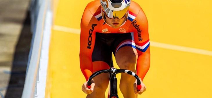 Wéér goud voor Olympiaan Nils van 't Hoenderdaal