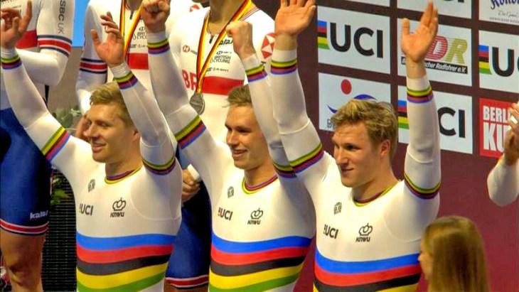 ASC Olympia - Wéér goud voor Olympiaan Nils van 't Hoenderdaal