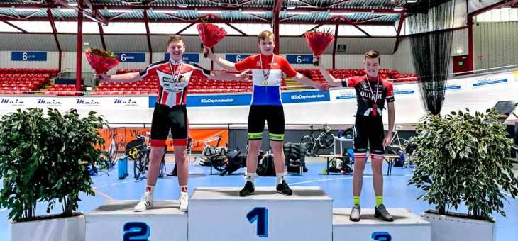 Jan van Schaik 2e op Nederlands Kampioenschap Sprint