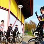 ASC Olympia - Wegkapitein: hoe je als wielrenner hufterproof fietst