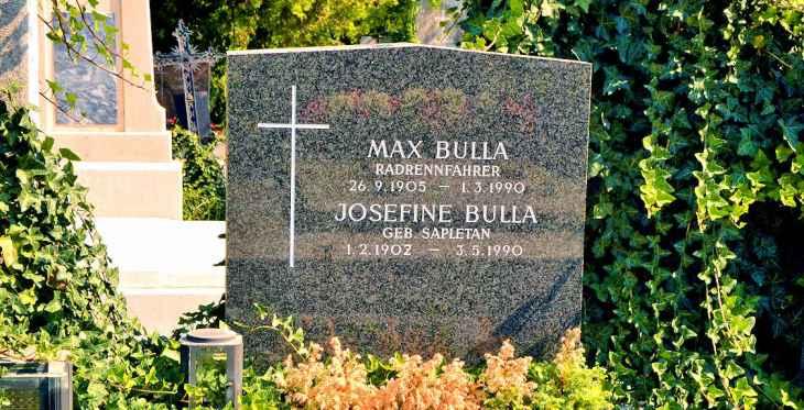 ASC Olympia - Max Bulla: de enige 'routier' in de gele trui