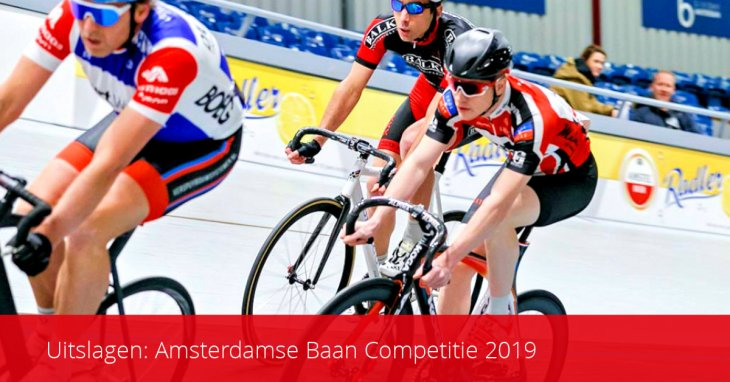 ASC Olympia - Amsterdamse Baan Competitie 2019