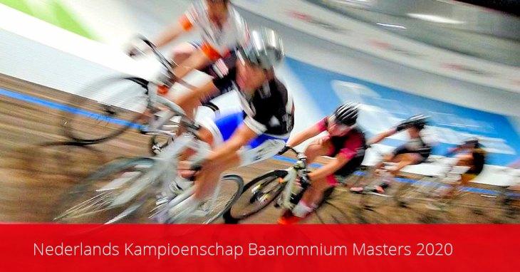 ASC Olympia - Nederlands Kampioenschap Baanomnium Masters 2020