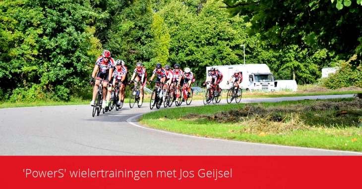 ASC Olympia - PowerS' wielertraining met Jos Geijsel