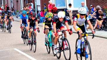 ASC Olympia - Jeugdwielrennen - Jonge Olympianen houden huisv