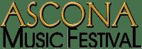 ASCONA MUSIC FESTIVAL Logo