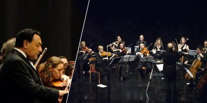 Concert 2nd June 2018: Daniel Levy - Andreas Laake - Camerata dei Castelli @ Church Collegio Papio - Ascona | Ascona | Ticino | Switzerland