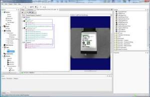 Image 1 VisionPro Tools in Cognex Designer - Cognex Designer