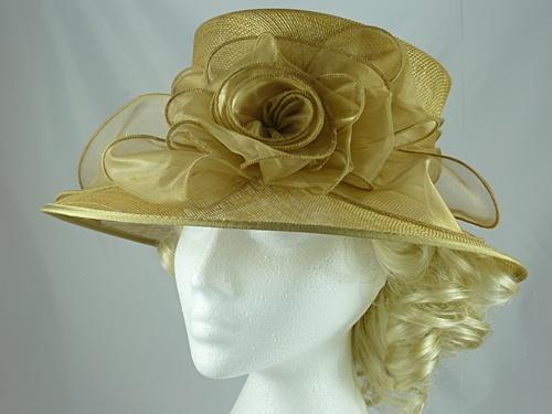 Wedding Hats 4U Failsworth Millinery Wedding Hat In Gold