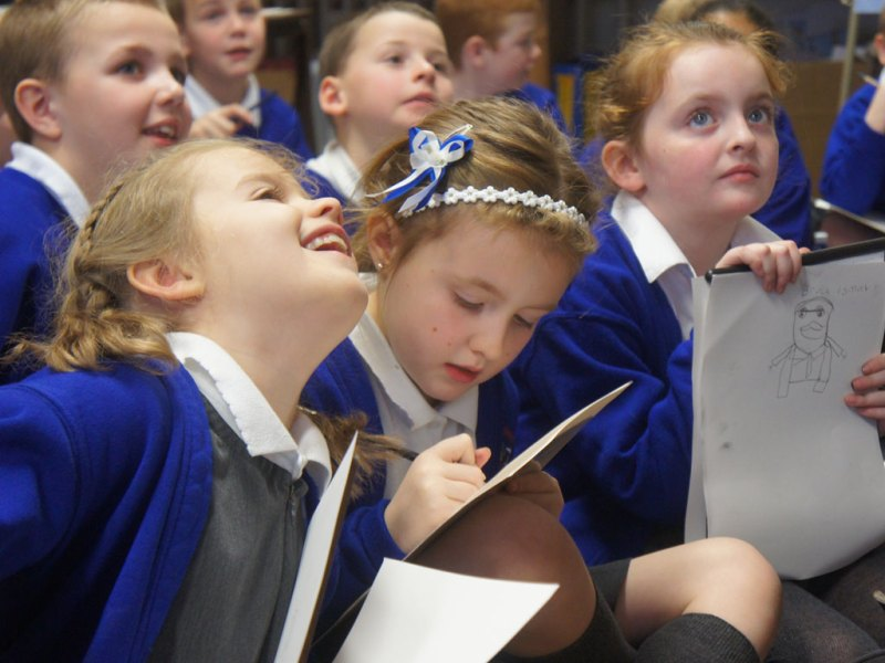 A Celebration In Rhyme – Create and perform a School Poem in just one day!