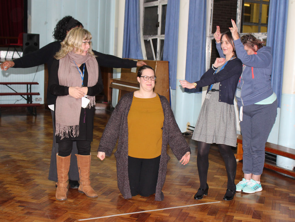 Shakespeare Teacher CPD