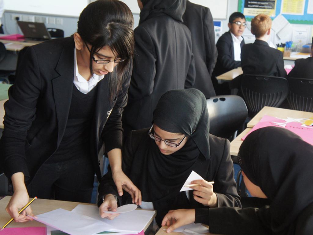 Maths workshops secondary schools