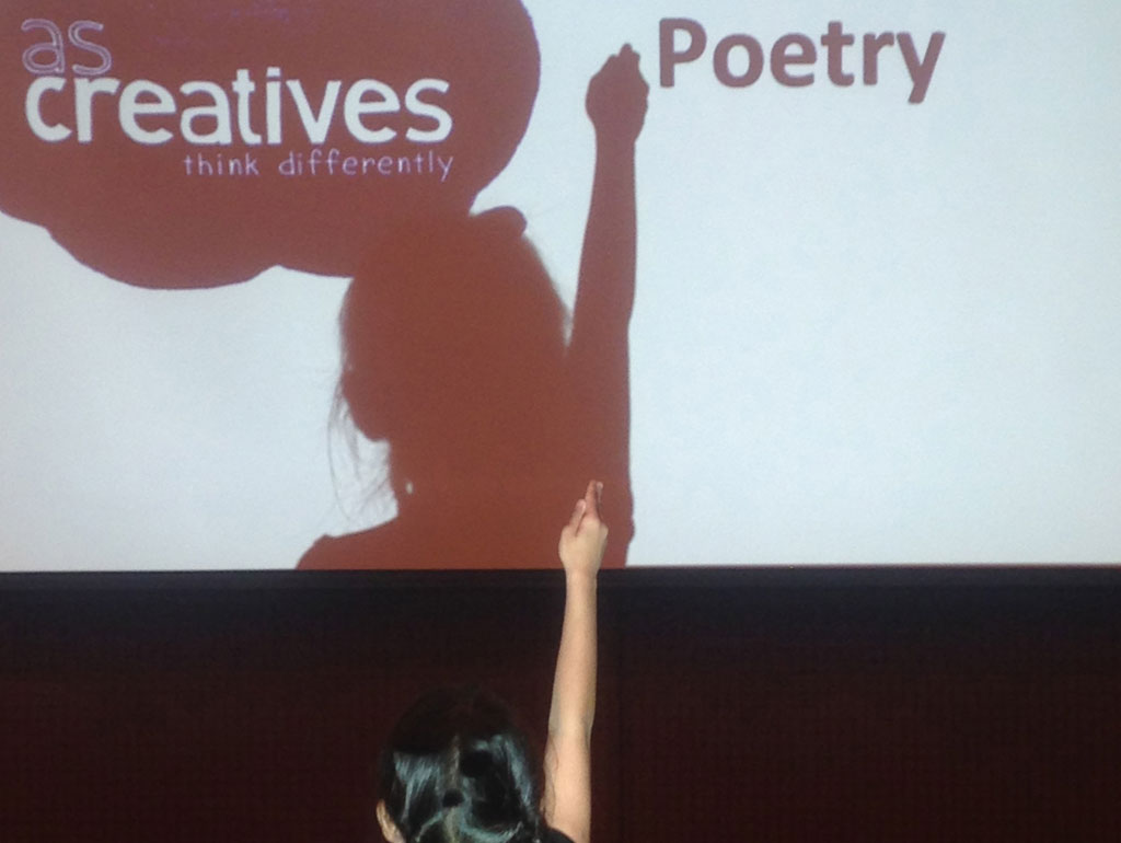 Poetry Workshops, Poetry Visits and Poetry Assemblies for Schools