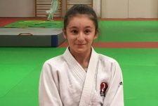 Critérium benjamin(e)s  Quetigny : 3e place pour Sarah Goldi