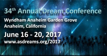 34th Annual IASD Dream Conference logo