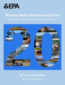 EPA 20th DWSRF Report Cover