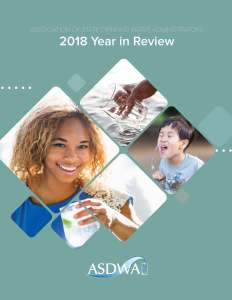 Download ASDWA's 2018 Year in Review