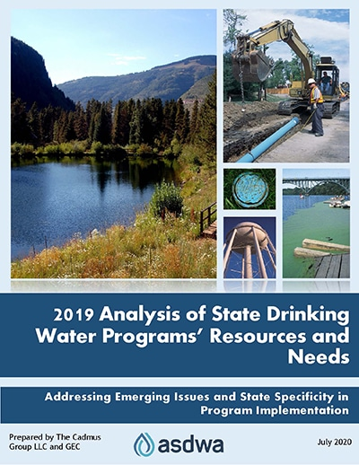 2019 Analysis of State Drinking Water Programs' Resources and Needs