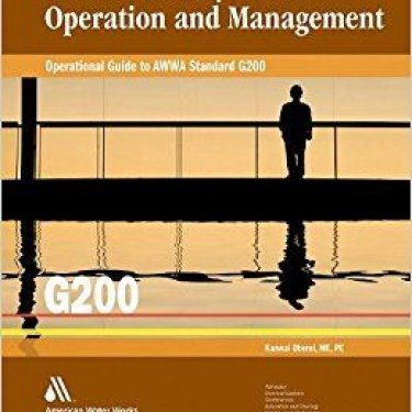 AWWA G200: Distribution Systems Operation and Management