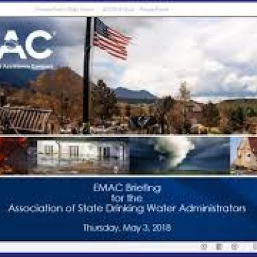 EMAC Interstate Mutual Aid for the Water Sector – How Primacy Agencies Can Get Involved