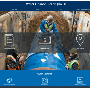 EPA's Water Finance Clearinghouse
