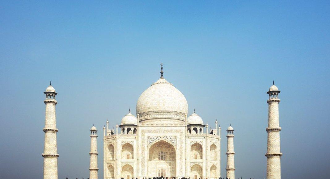 Taj Mahal India 印度 攝影 泰姬陵