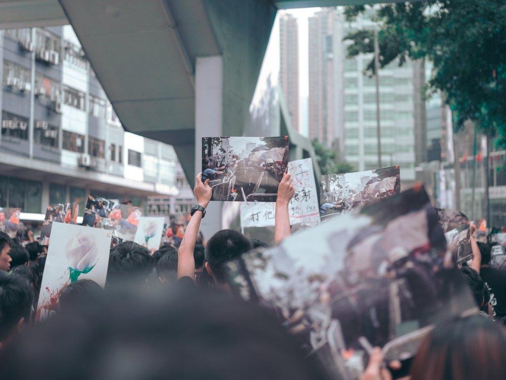 616 反送中 大遊行 香港人