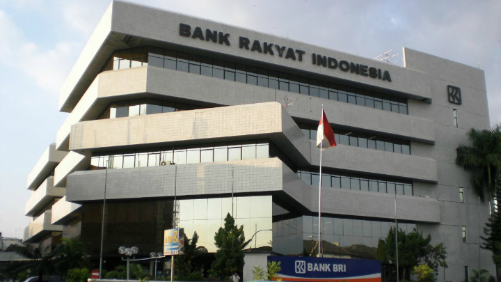 Bank Rakyat Indonesia branch in Makassar