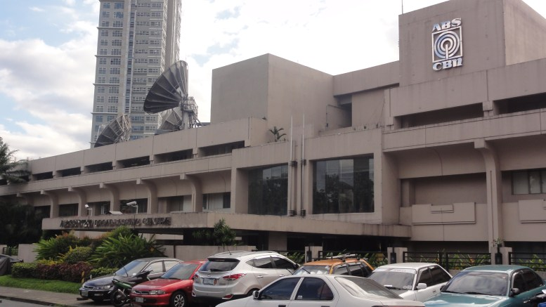 ABS-CBN Broadcasting Centre at Sgt. Esguerra Street, South Triangle, Quezon City